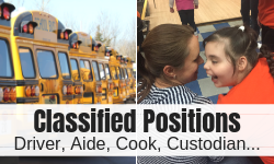 link to classified positions page