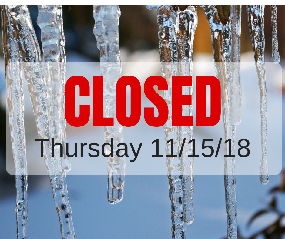 school closed 11/15/18