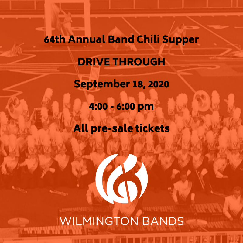 Link to Band Page for Chili Supper Information