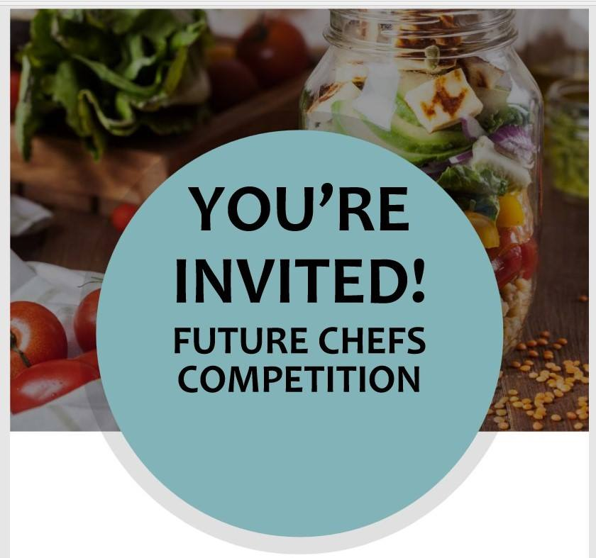 future chef invitation