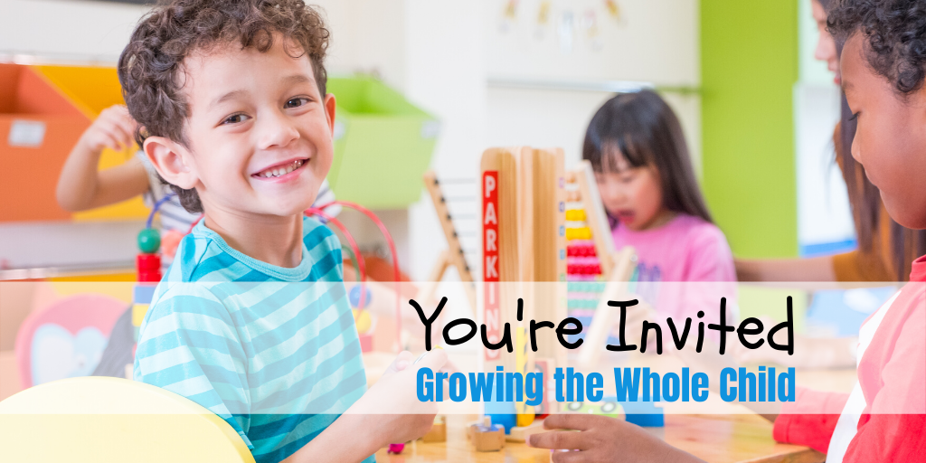 Growing the Whole Child event