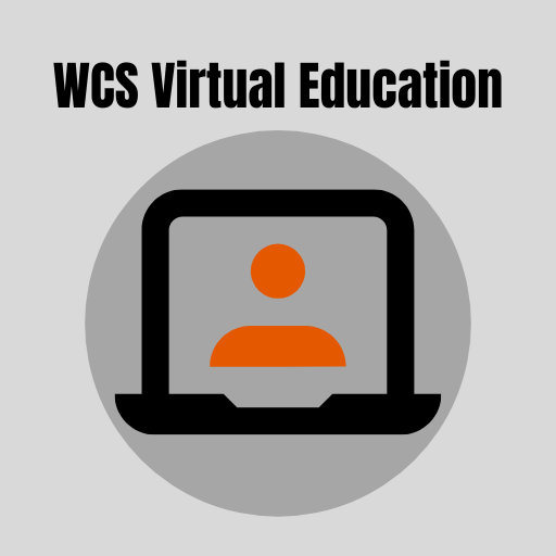 link to wcs virtual ed homepage