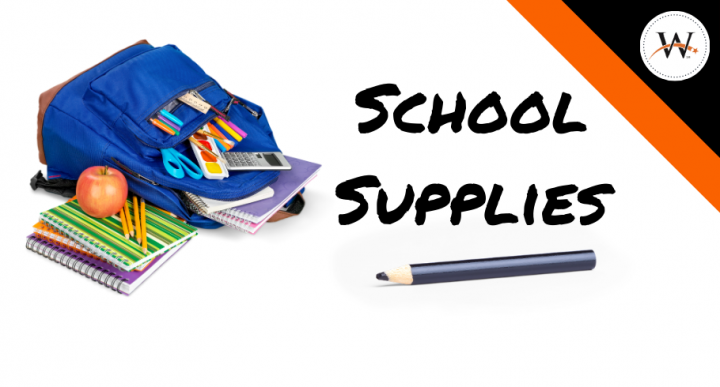 link to school supply page