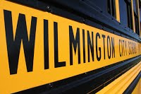 Wilmington City Schools Bus