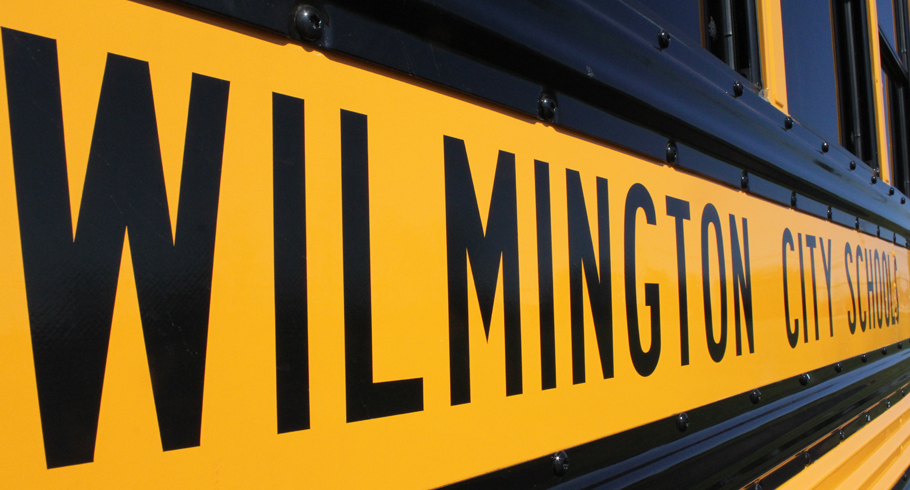 Wilmington School Bus